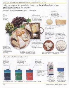 Les produits laitiers, le fromage
